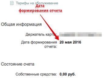 Как рассчитать льготный период по кредитной карте Сбербанка