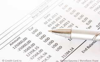 Детализация счета карты Сбербанка, способы получения детальной информации по счету