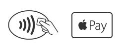 Значки оплаты Apple Pay