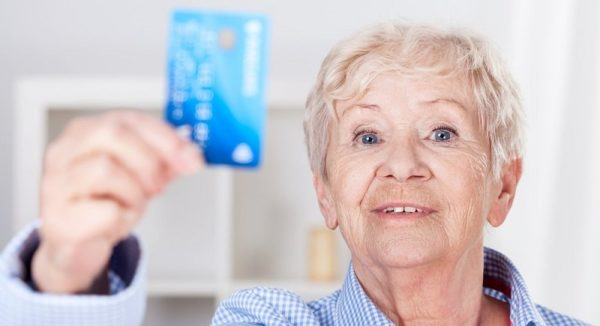 Когда приходит пенсия на карточку Сбербанка