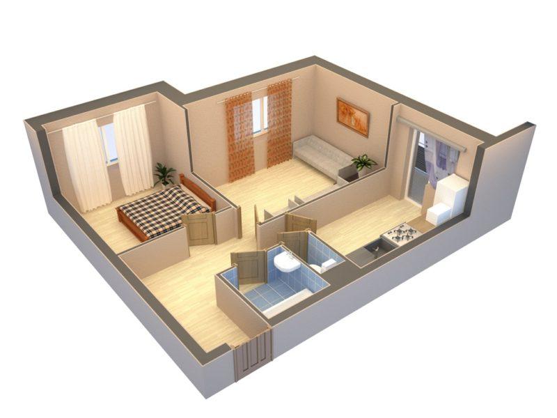Можно ли сделать перепланировку ипотечной квартиры от Сбербанка?