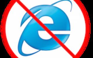 Список устаревших браузеров для Сбербанк Онлайн