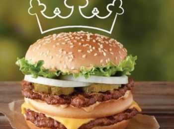 Бургер Кинг: оплата бонусами Спасибо от Сбербанка
