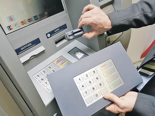Как пользоваться банкоматом Сбербанка