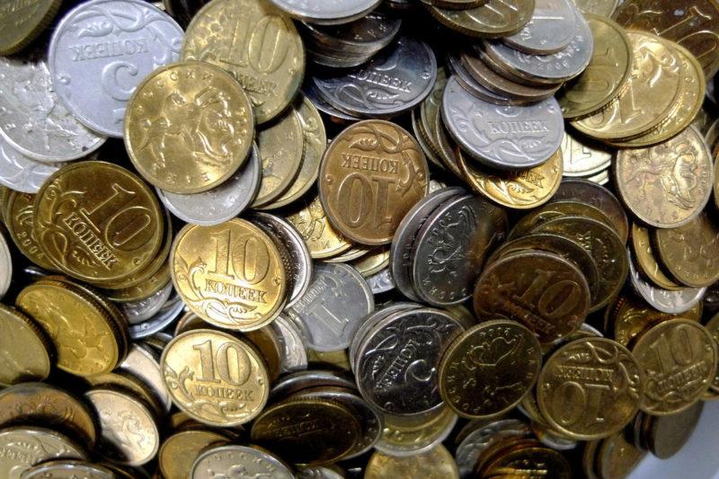 Можно ли в Сбербанке обменять мелочь на купюры, как происходит обмен монет на бумажные деньги.