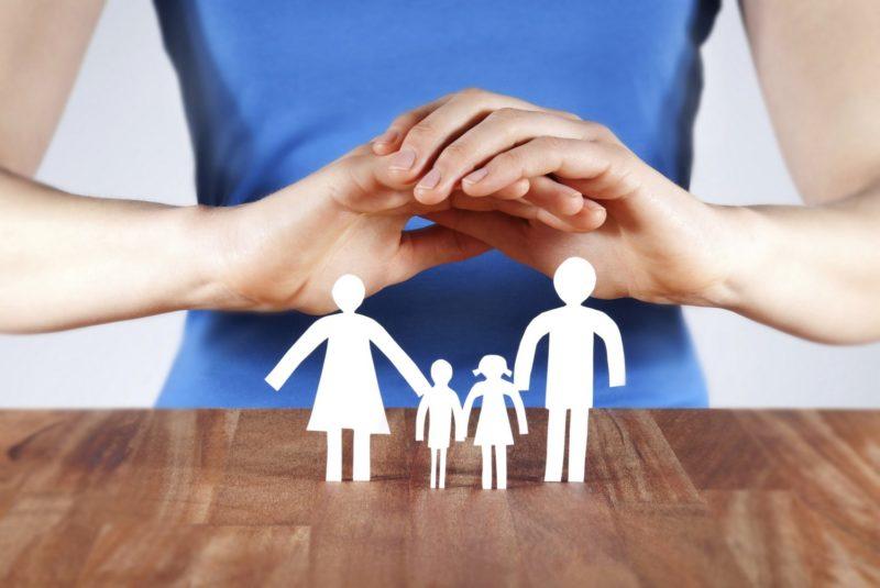 Программа страхования Защита семьи от Сбербанка