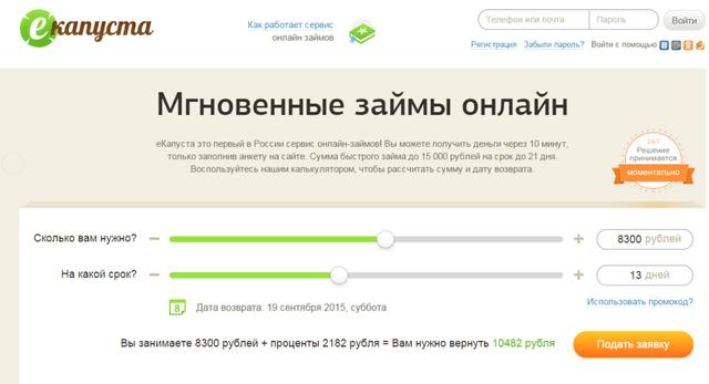 потребительский кредит в банках казахстана